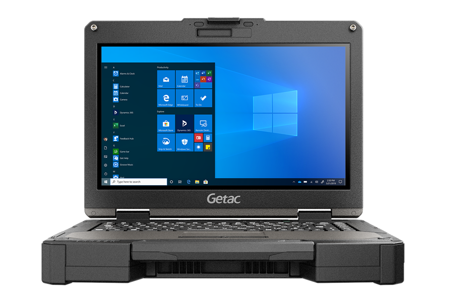 Getac B360 Pro Fully Rugged Laptop
